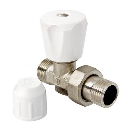 """Клапан VALTEC для радиаторов, ручной прямой 3/4"""""""
