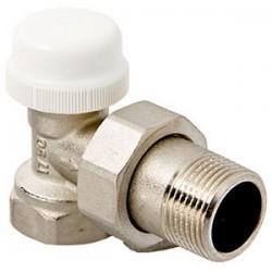"""Клапан термостатический VALTEC для рад. угловой 3/4"""""""