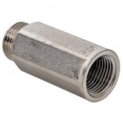 """Фитинг резьбовой – удлинитель VALTEC 1/2"""" вн. х 20 мм"""