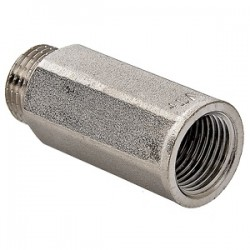 """Фитинг резьбовой – удлинитель VALTEC 1/2"""" вн. х 25 мм"""