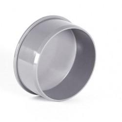 Заглушка для внутренней канализации D50