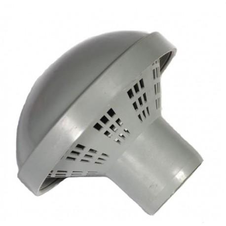 Зонт вытяжной O 110 для внутренней канализации