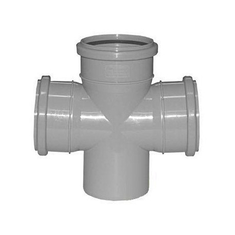 Крестовина для внутренней канализации90 град 110-50-50