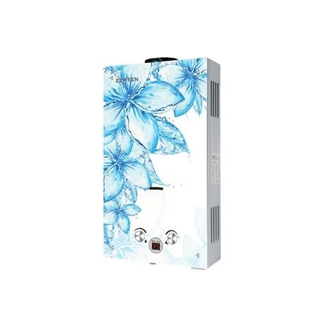 Газовая колонка ZERTEN Glass D-20