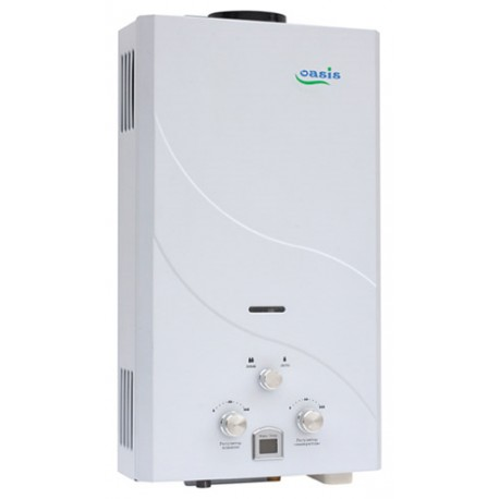 Газовая колонка OASIS (ОАЗИС) 12 кВт
