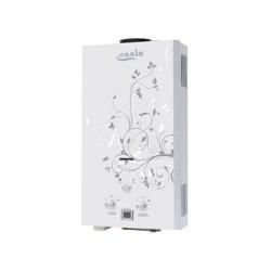 Газовая колонка OASIS Glass 20 RG/TURBO