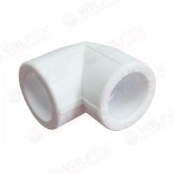 Угол полипропиленовый 45гр. x110 Valfex