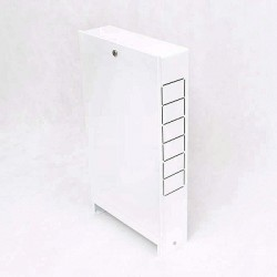 Шкаф наружный с накладной дверцей 366мм (ШРН-0)