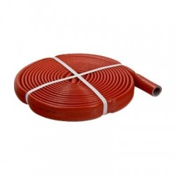 Теплоизоляция «Супер Протект» 18 (4мм) бухта 11м красная Энергофлекс