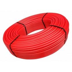 Труба полиэтиленовая PERT (PE-RT/EVOH/PE-RT) 20х2.0мм бухта 100м