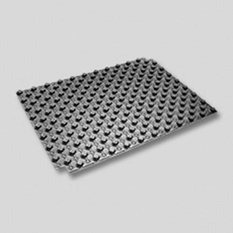Плита для теплого пола с фиксаторами, толщина 20 мм