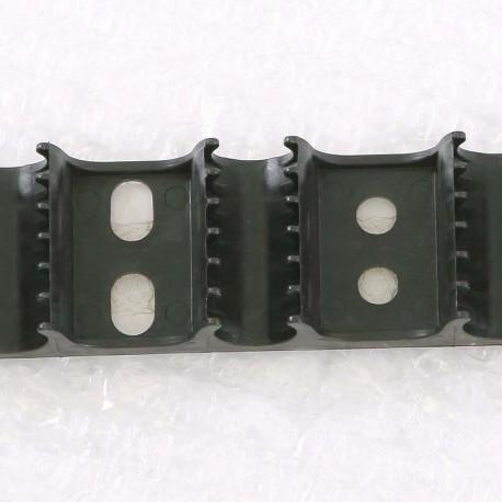 Монтажная планка для укладки теплого пола 500 мм 16-20