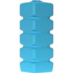 Акватек Акватек Бак д/воды Quadro W-1000 (синий) с поплавком, шт