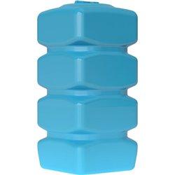 Акватек Бак д/воды Quadro W-750 (синий) с поплавком, шт