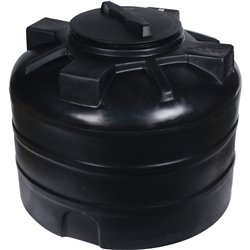 Акватек Бак д/воды ATV-200 (черный) с поплавком, шт