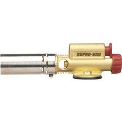 SUPER-EGO Газовая горелка EASY-FIRE с пьезо без баллончика, в блистере