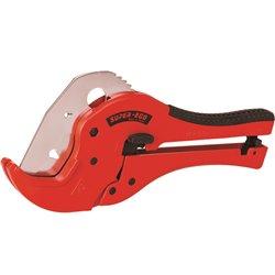 SUPER-EGO Ножницы SEGO 63PL для пластиковых труб до 63 мм/2.1/2&quot