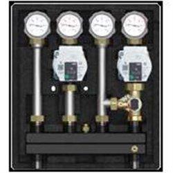 Meibes Насосно-смесительный модуль Kombimix UK_MK с насосом Grundfos UPM3 70 (без сервопривода)
