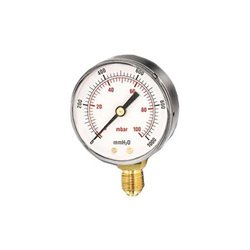 Watts Манометр газов.FR260(MG) 80/25(3/8&quot,250мбар)