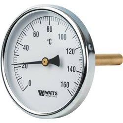 Watts Термометр F+R801(T) 100/100(1/2&quot,160&quotС)