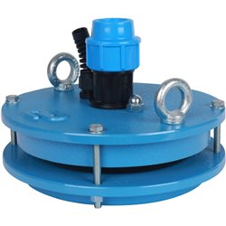 Джилекс Джилекс ОС Оголовок скважинный &quotДжилекс&quot ОС 127-140/32 (предназначен для герметизации устья скважины до 500 кг.