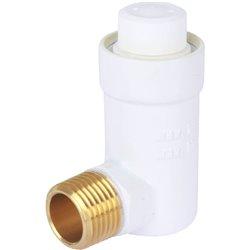 Flamco Flexvent Автоматический воздухоотводчик Flexvent H 1/2, белый
