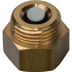 Watts Автоматический запорный кран для манометра F+R998(REM) 15