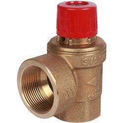 Watts SVH 15-1 1/4&quot Предохранительный клапан для систем отопления 1.5 бар