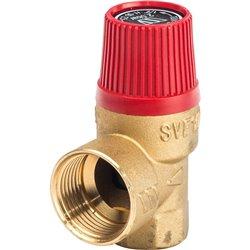Watts SVH 25 -1/2 Предохранительный клапан для систем отопления 2.5 бар
