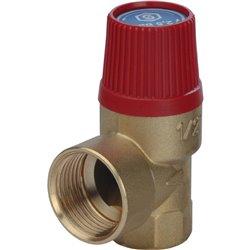 STOUT SVS-0001 Клапан предохранительный 25 x 1/2