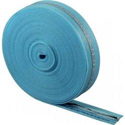 Uponor Multi демпферная лента c пленкой, PE 50м, 150X10мм