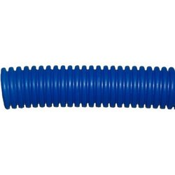 РУВИНИЛ Труба гофр.50мм ПНД (синяя) для МПТ (Длина: 15 м)