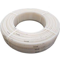 PipeLife PE-RT pipes Труба пятислойная PE-RT тип II / EVOH / PE-RT тип II 20x2,0 (200м), белая