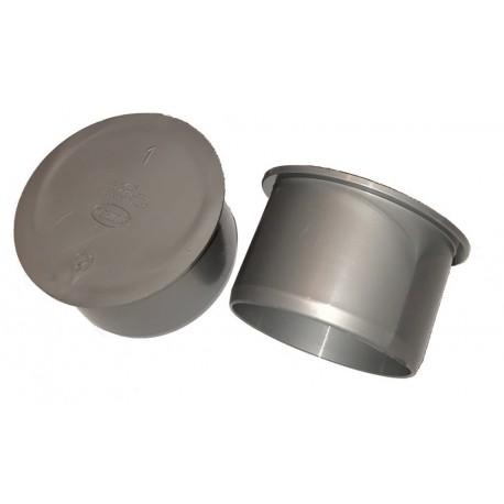 Заглушка для внутренней канализации D40
