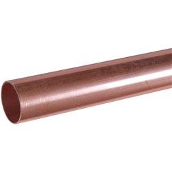 Wieland Труба медная неотожженная SANCO D 42 х 1,5 EN 1057 (25/250), в штангах по 5 м