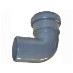 Отвод для внутренней канализации 90° D40
