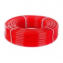 Труба для теплого пола PE-RT тип II 16 х 2,0 мм (красный)