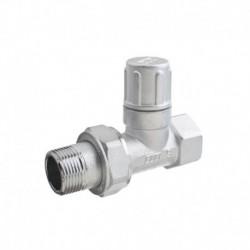 FV 140034 Прямой зап.вентиль 3/4 для стальных труб