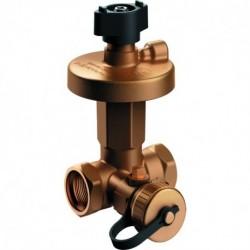 БРОЕН DP Клапан балансировочный автоматический резьбовой DN 020 PN 25