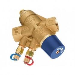 """Cimberio Клапан балансировочный автомат. 767НP 1.1/4"""" регулятор перепада давл. 20-80 кПа PN16 ВВ без имп. тру"""