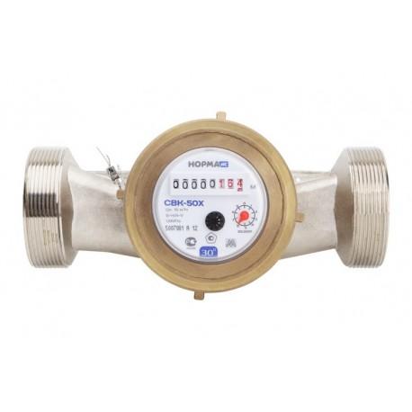 Счетчик воды НОРМА СВК-50Х с комплектом присоединения