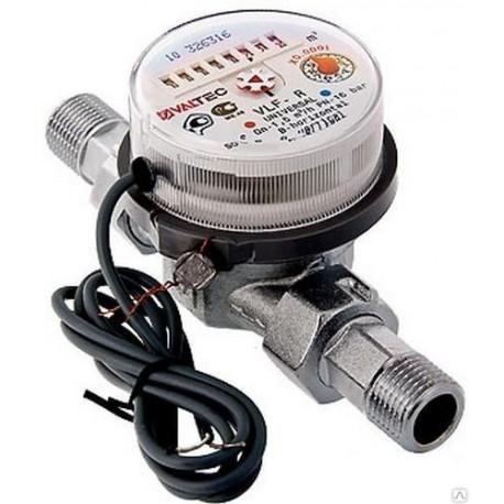 """Счетчик воды VALTEC 2,5 м3, 3/4"""", 105 мм"""