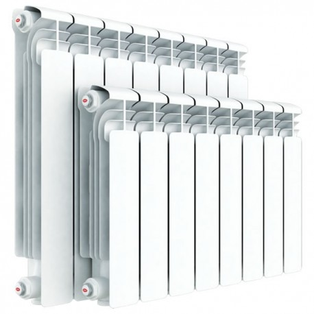 Алюминиевые радиаторы RIFAR 500, 6 секций