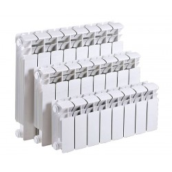 Биметаллические радиаторы Rifar 500, 8 секций