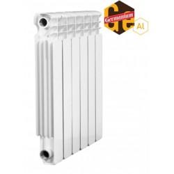 Алюминиевые радиаторы Germanium 500, 8 секций